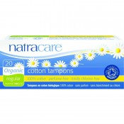 Tampoane interne bio Normal 10 buc - Natracare