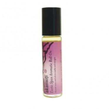 Parfum roll-on exotic spice akamuti imagine