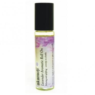 Parfum roll-on lavanda akamuti imagine