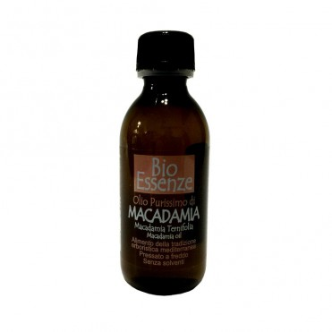 Ulei de macadamia, 125ml - Bio Essenze