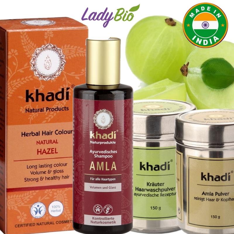 Cosmetice cu amla Khadi