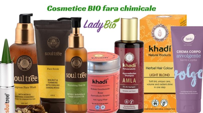 cosmetice bio Lady BIO
