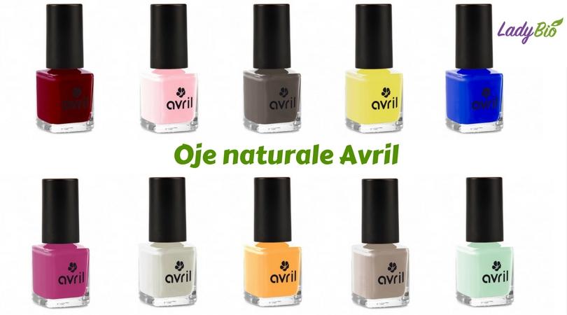 oje naturale Avril