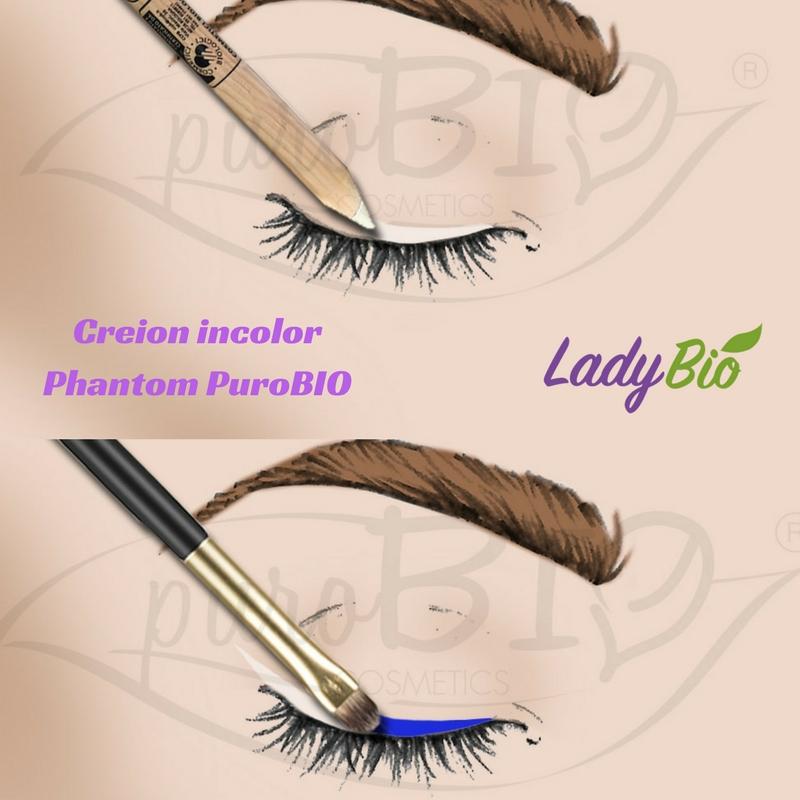 Creion incolor Phantom PuroBIO