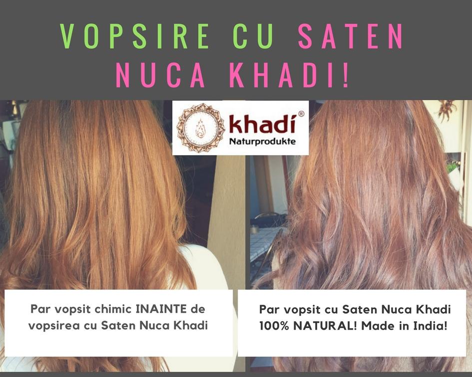 Experiente Cu Henna Khadi